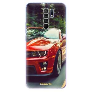 Odolné silikonové pouzdro iSaprio - Chevrolet 02 na mobil Xiaomi Redmi 9