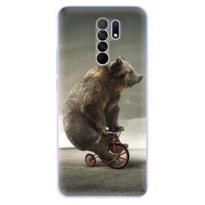 Odolné silikonové pouzdro iSaprio - Bear 01 na mobil Xiaomi Redmi 9