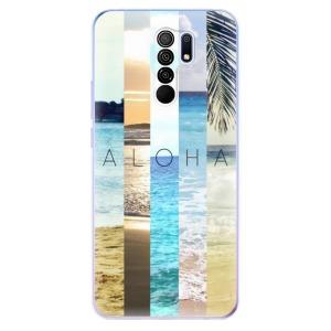 Odolné silikonové pouzdro iSaprio - Aloha 02 na mobil Xiaomi Redmi 9