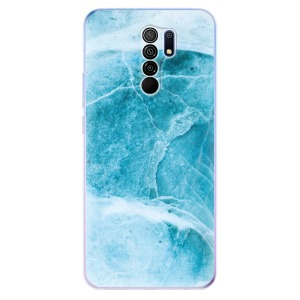 Odolné silikonové pouzdro iSaprio - Blue Marble na mobil Xiaomi Redmi 9