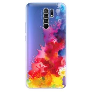 Odolné silikonové pouzdro iSaprio - Color Splash 01 na mobil Xiaomi Redmi 9