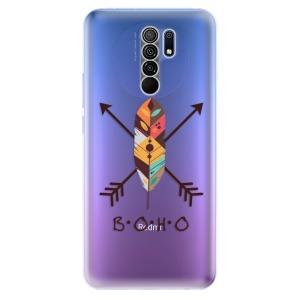 Odolné silikonové pouzdro iSaprio - BOHO na mobil Xiaomi Redmi 9