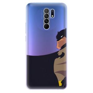 Odolné silikonové pouzdro iSaprio - BaT Comics na mobil Xiaomi Redmi 9