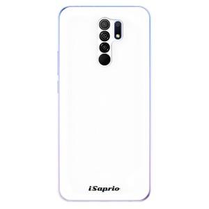 Odolné silikonové pouzdro iSaprio - 4Pure - bílé na mobil Xiaomi Redmi 9
