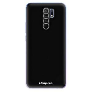 Odolné silikonové pouzdro iSaprio - 4Pure - černé na mobil Xiaomi Redmi 9