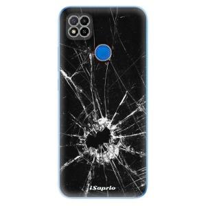 Odolné silikonové pouzdro iSaprio - Broken Glass 10 na mobil Xiaomi Redmi 9C