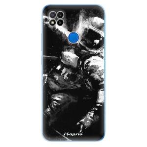 Odolné silikonové pouzdro iSaprio - Astronaut 02 na mobil Xiaomi Redmi 9C