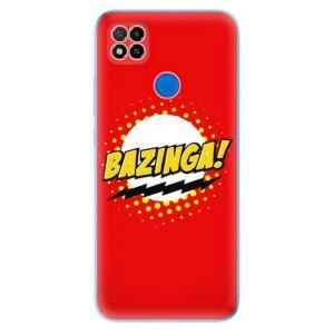 Odolné silikonové pouzdro iSaprio - Bazinga 01 na mobil Xiaomi Redmi 9C