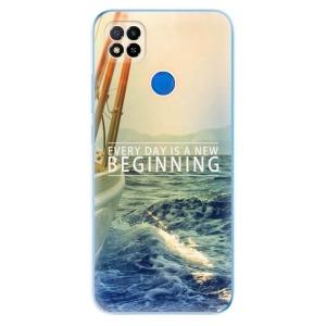 Odolné silikonové pouzdro iSaprio - Beginning na mobil Xiaomi Redmi 9C