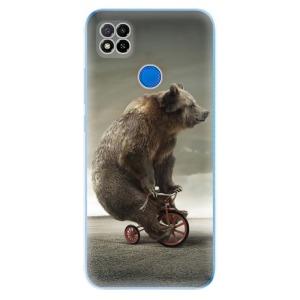 Odolné silikonové pouzdro iSaprio - Bear 01 na mobil Xiaomi Redmi 9C