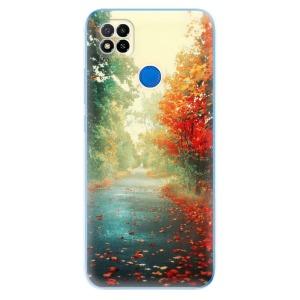 Odolné silikonové pouzdro iSaprio - Autumn 03 na mobil Xiaomi Redmi 9C