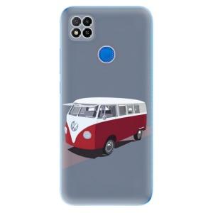 Odolné silikonové pouzdro iSaprio - VW Bus na mobil Xiaomi Redmi 9C