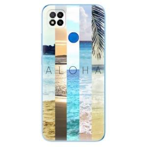 Odolné silikonové pouzdro iSaprio - Aloha 02 na mobil Xiaomi Redmi 9C