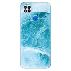 Odolné silikonové pouzdro iSaprio - Blue Marble na mobil Xiaomi Redmi 9C