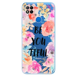 Odolné silikonové pouzdro iSaprio - BeYouTiful na mobil Xiaomi Redmi 9C