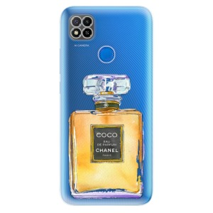 Odolné silikonové pouzdro iSaprio - Chanel Gold na mobil Xiaomi Redmi 9C