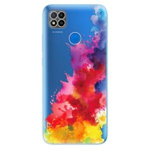 Odolné silikonové pouzdro iSaprio - Color Splash 01 na mobil Xiaomi Redmi 9C