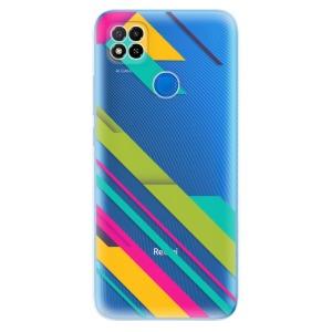 Odolné silikonové pouzdro iSaprio - Color Stripes 03 na mobil Xiaomi Redmi 9C