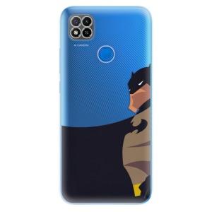 Odolné silikonové pouzdro iSaprio - BaT Comics na mobil Xiaomi Redmi 9C