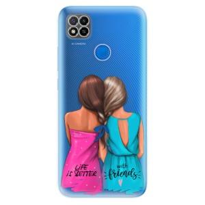 Odolné silikonové pouzdro iSaprio - Best Friends na mobil Xiaomi Redmi 9C