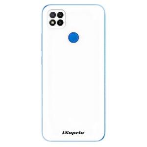 Odolné silikonové pouzdro iSaprio - 4Pure - bílé na mobil Xiaomi Redmi 9C