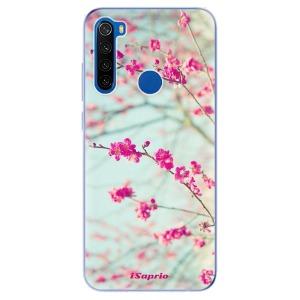 Odolné silikonové pouzdro iSaprio - Blossom 01 na mobil Xiaomi Redmi Note 8T