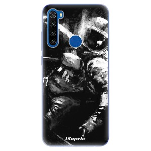 Odolné silikonové pouzdro iSaprio - Astronaut 02 na mobil Xiaomi Redmi Note 8T