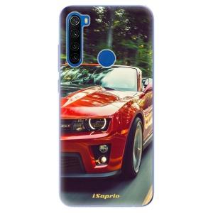 Odolné silikonové pouzdro iSaprio - Chevrolet 02 na mobil Xiaomi Redmi Note 8T