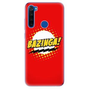 Odolné silikonové pouzdro iSaprio - Bazinga 01 na mobil Xiaomi Redmi Note 8T