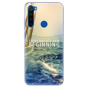 Odolné silikonové pouzdro iSaprio - Beginning na mobil Xiaomi Redmi Note 8T
