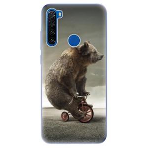 Odolné silikonové pouzdro iSaprio - Bear 01 na mobil Xiaomi Redmi Note 8T