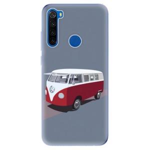 Odolné silikonové pouzdro iSaprio - VW Bus na mobil Xiaomi Redmi Note 8T