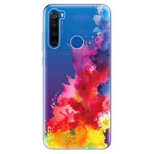 Odolné silikonové pouzdro iSaprio - Color Splash 01 na mobil Xiaomi Redmi Note 8T