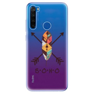 Odolné silikonové pouzdro iSaprio - BOHO na mobil Xiaomi Redmi Note 8T