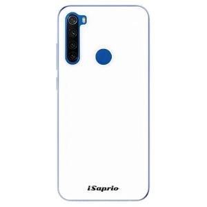 Odolné silikonové pouzdro iSaprio - 4Pure - bílý na mobil Xiaomi Redmi Note 8T