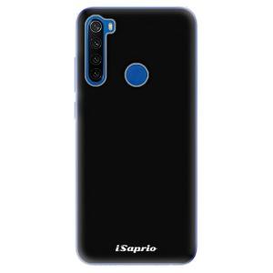 Odolné silikonové pouzdro iSaprio - 4Pure - černé na mobil Xiaomi Redmi Note 8T