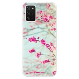 Odolné silikonové pouzdro iSaprio - Blossom 01 na mobil Samsung Galaxy A02s