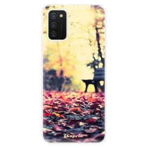 Odolné silikonové pouzdro iSaprio - Bench 01 na mobil Samsung Galaxy A02s