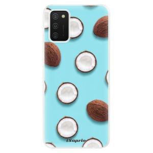 Odolné silikonové pouzdro iSaprio - Coconut 01 na mobil Samsung Galaxy A02s