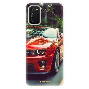 Odolné silikonové pouzdro iSaprio - Chevrolet 02 na mobil Samsung Galaxy A02s