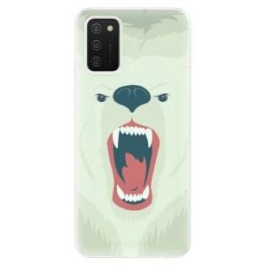 Odolné silikonové pouzdro iSaprio - Angry Bear na mobil Samsung Galaxy A02s