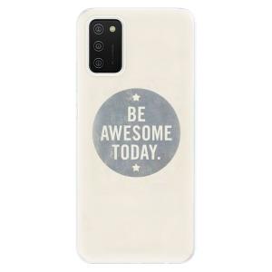 Odolné silikonové pouzdro iSaprio - Awesome 02 na mobil Samsung Galaxy A02s