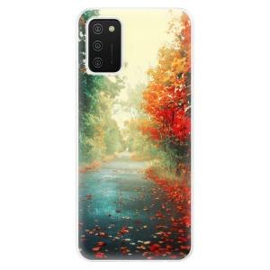 Odolné silikonové pouzdro iSaprio - Autumn 03 na mobil Samsung Galaxy A02s