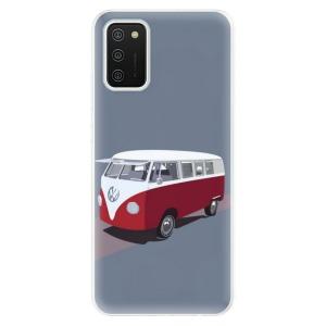 Odolné silikonové pouzdro iSaprio - VW Bus na mobil Samsung Galaxy A02s
