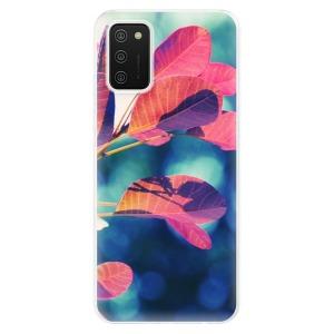 Odolné silikonové pouzdro iSaprio - Autumn 01 na mobil Samsung Galaxy A02s
