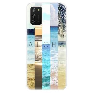 Odolné silikonové pouzdro iSaprio - Aloha 02 na mobil Samsung Galaxy A02s