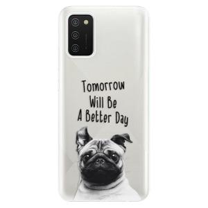 Odolné silikonové pouzdro iSaprio - Better Day 01 na mobil Samsung Galaxy A02s