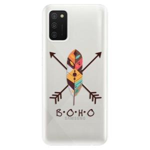 Odolné silikonové pouzdro iSaprio - BOHO na mobil Samsung Galaxy A02s