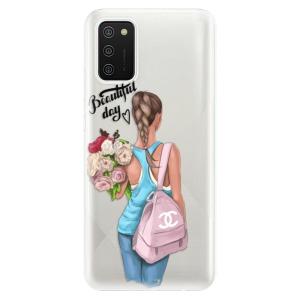 Odolné silikonové pouzdro iSaprio - Beautiful Day na mobil Samsung Galaxy A02s