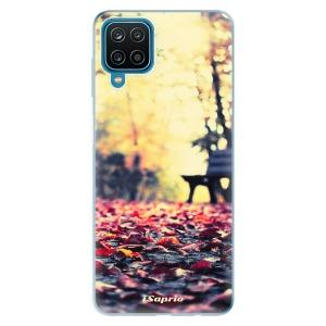 Odolné silikonové pouzdro iSaprio - Bench 01 na mobil Samsung Galaxy A12